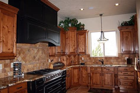 kitchen style with black appliances   Kitchens Forum