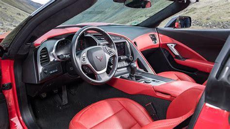 c7 corvette interior top ten takeaways from top gear c7 review corvetteforum