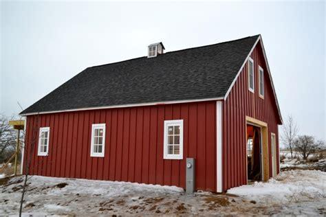 A Barn Apartment Update