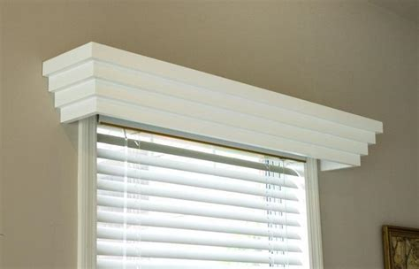 Box Valance For Sale by Cascade Wood Cornice New Classic