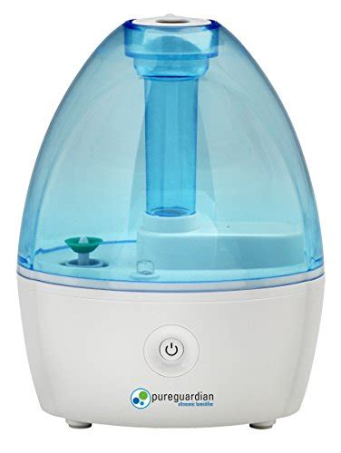 desk humidifier for office pureguardian 3 5l output per day ultrasonic cool mist