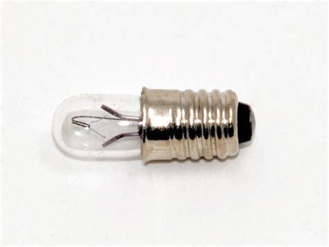 Cec 0.24 Watt, 6 Volt, 0.04 Amp Miniature T-1 3/4 Bulb