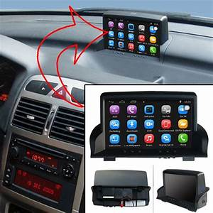 7 Inch Android Car Gps Navigation For Peugeot 307 Car