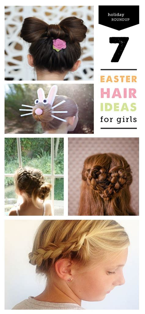See more ideas about easter hairstyles, hair styles, kids hairstyles. 7 Simple Easter Hair Ideas for Girls + A Video | Easy ...