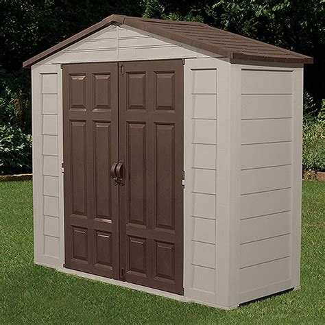 costco outdoor storage cabinet suncast 8 x 3 ft tool shed walmart com