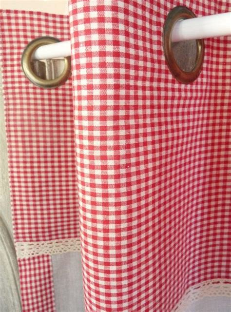 cuisine pret a poser rideaux rideau brodés voilages voilage brodé brise