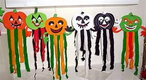 Halloween Kürbis Schablone : halloween basteln meine enkel und ich ~ Lizthompson.info Haus und Dekorationen