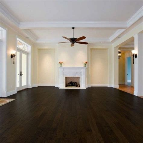 chocolate wood floors 5 quot chocolate birch dark wood flooring hardwood floor sle floors baseboards and hands