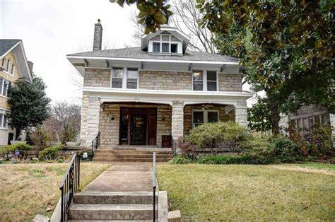 evergreen homes  sale midtown memphis