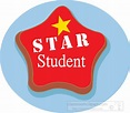 Badges Clipart - red-star-student-sticker-and-badge ...