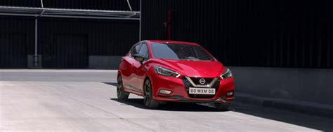 nissan micra hatchback tech advanced small car nissan