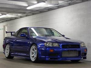 Nissan Skyline R34 : used nissan skyline r34 gt t gtr replica nismo styling for sale in west yorkshire pistonheads ~ Maxctalentgroup.com Avis de Voitures