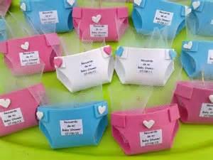 baptism centerpieces pañales de foami como souvenirs de baby shower home