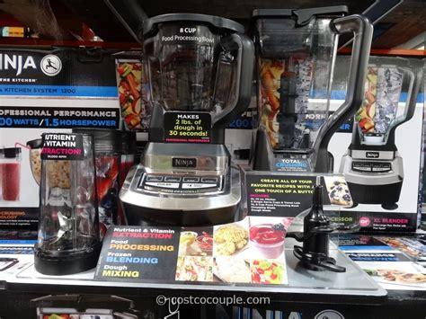 ninja mega kitchen system  costco wow blog