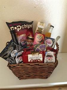i solemnly swear that i am up to no good honeymoon gift With wedding night gift basket