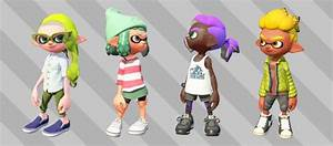 Splatoon 2 On Twitter QuotNew Hairstyles For Splatoon2