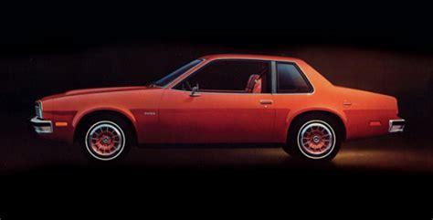 1975 z28 camaro 1975 1980 chevrolet monza flattery in its best form
