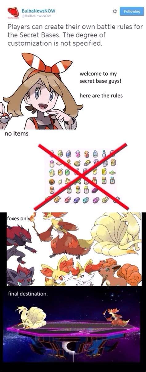 secret bases pokemon   meme