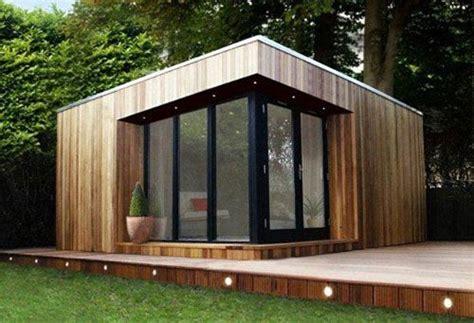Modulhaus Ein Tiny House Aus Kuben by Pin By David Wilson On Prefab In 2019 Tuinhuis