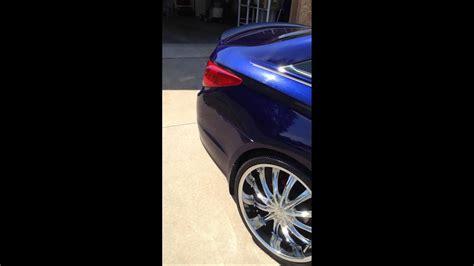 Choose a model year to. Hyundai Sonata with rims 22 - YouTube