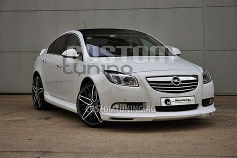 Opel Romania by Kit Opel Insignia Kit Ibherdesign Opel Tuning