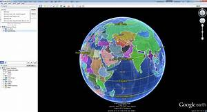 Google Earth Borders As Google Maps Polygons