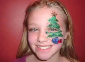 Christmas Face Painting Ideas