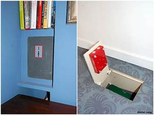 Coffre Fort Maison : un coffre fort chez moi pourquoi pas studio d 39 archi ~ Teatrodelosmanantiales.com Idées de Décoration