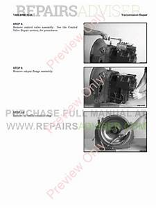 Hyster Class 4 For E024 Internal Combustion Engine Trucks