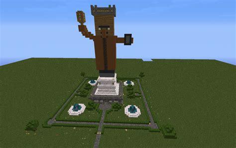 king statue creation