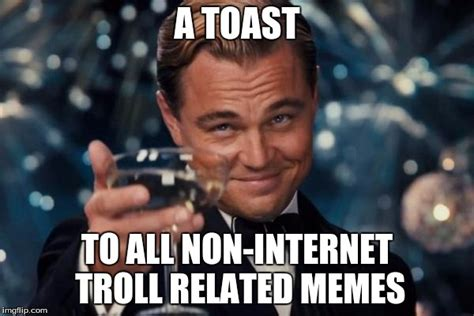 Troll Internet Meme - personally from me imgflip
