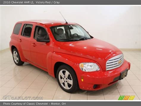 2010 Chevrolet Hhr Ls by Victory 2010 Chevrolet Hhr Ls Gray Interior