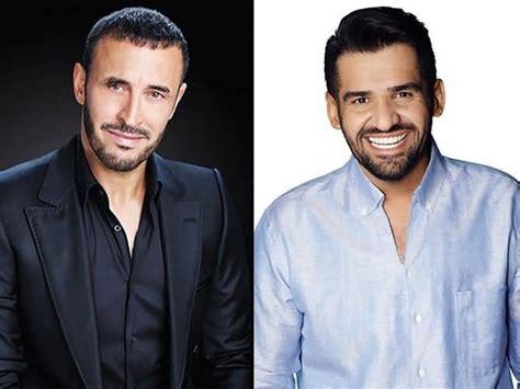 حفل مشترك يجمع كاظم الساهر و حسين الجسمي خلال عيد الفطر في دبي