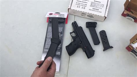 Hi Point C9 Redball Sports Extended 20 Round Magazine WILL ...