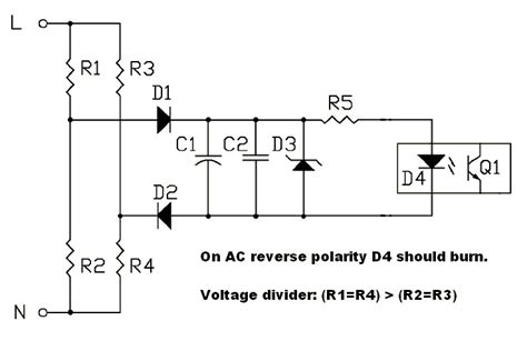Polarity Detection Electrical Engineering Stack Exchange