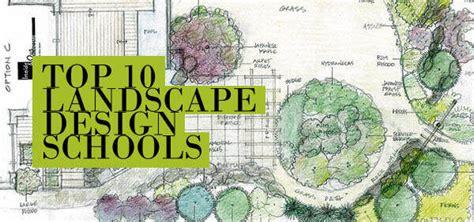 top design schools top 10 landscape design schools 2015 design schools hub