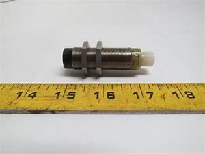 Eaton Cutler Hammer E57lal18t111ed Proximity Sensor 8mm