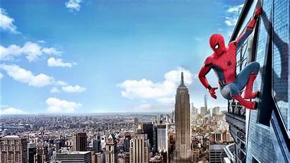 4k Wallpapers Spiderman Homecoming Laptop Spider Ultra