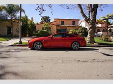 Photoshoot 2014 BMW M6 Coupe in Sakhir Orange