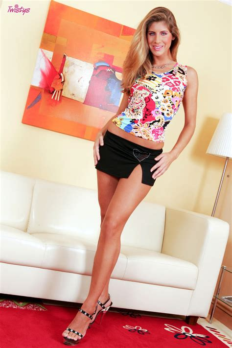Jennifer Stone Naughty Redhead Hottie Jennifer Stone Loves Posing In Her