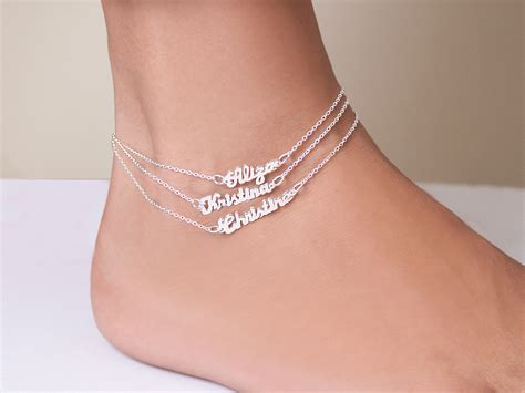 Mini Name Plate Ankle Bracelets. Real Gold Anklet. Small Diamond Band Ring. Water Watches. Different Rings. Serpent Bracelet. Black Onyx Bracelet. Religious Pendant. Thin Sterling Silver Bangle Bracelets
