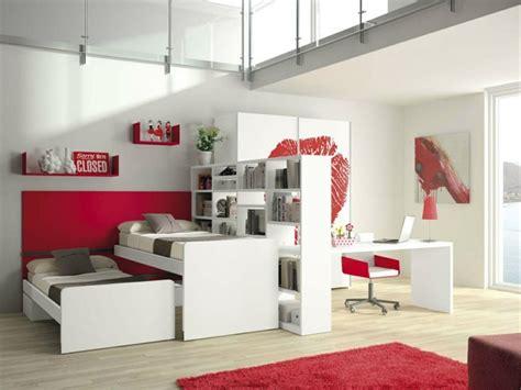id chambre ado design 50 idées pour la décoration chambre ado moderne