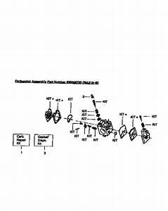 Craftsman 358797770 Gas Leaf Blower Parts