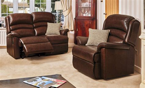 sherborne leather standard chair at relax sofas and