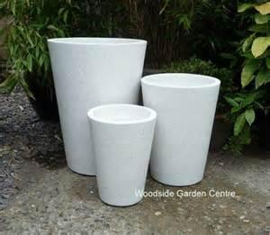 Big White Planters by 18 Best Lightweight White Black Terrazzo Garden Pots