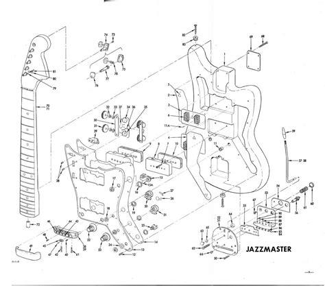 Fender Jaguar Wiring Diagram Database