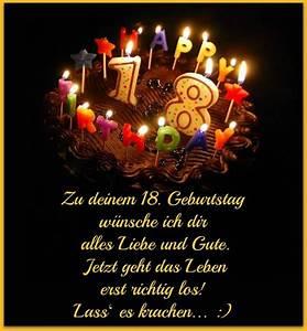 Geburtstagsbilder Zum 18 : geburtstagsw nsche geburtstagsspr che geburtstagsgr e ~ A.2002-acura-tl-radio.info Haus und Dekorationen