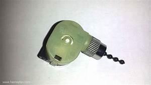 Hunter ceiling fan light switch