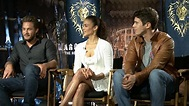 Meet the cast of 'Warcraft' - YouTube