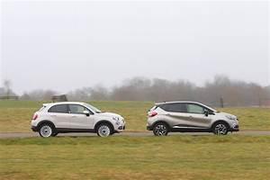 Fiat 500x Prix Neuf : essai comparatif fiat 500x vs renault captur le match des suv essence photo 38 l 39 argus ~ Medecine-chirurgie-esthetiques.com Avis de Voitures